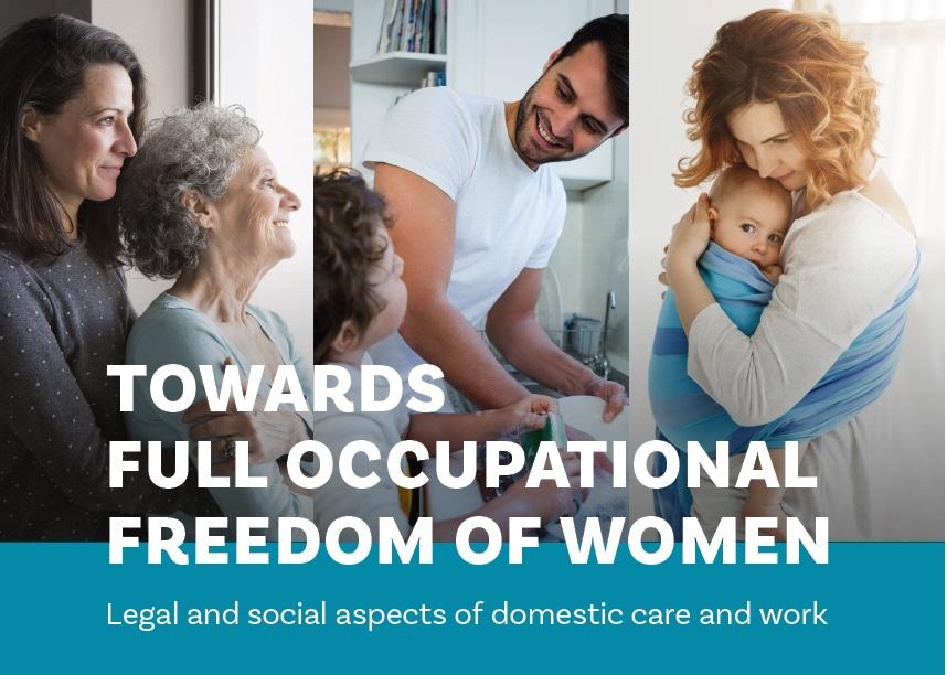 Hacia la plena libertad ocupacional de las mujeres
