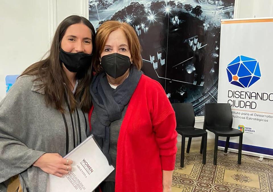 Encuentro con la diputada Alejandra Vigo – Argentina